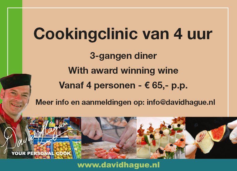 Cooking Clinic